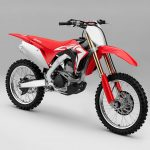 Honda has announced 2018 CRF250