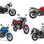 Best Bikes to buy in Nepal in 150cc segment