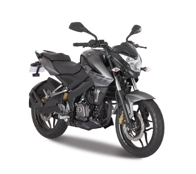 Bajaj Pulsar NS 200 with ABS and FI in Nepal