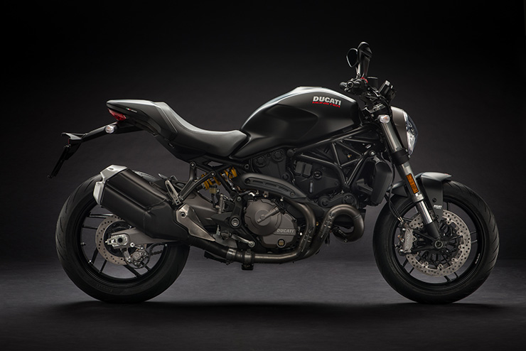 Ducati Monster 821 2018 Black