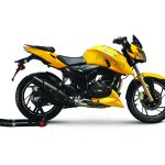 TVS Launched Apache RTR 200 4V FI