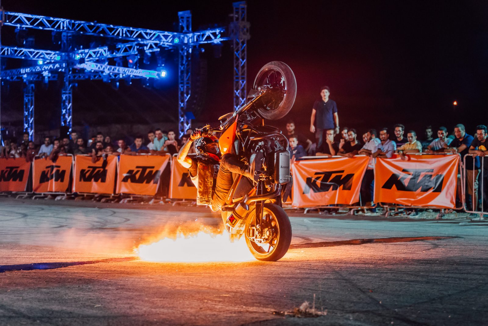 Rok Bagoros coming to Nepal, KTM Roaring Gears - 1st Orange Stunt Championship