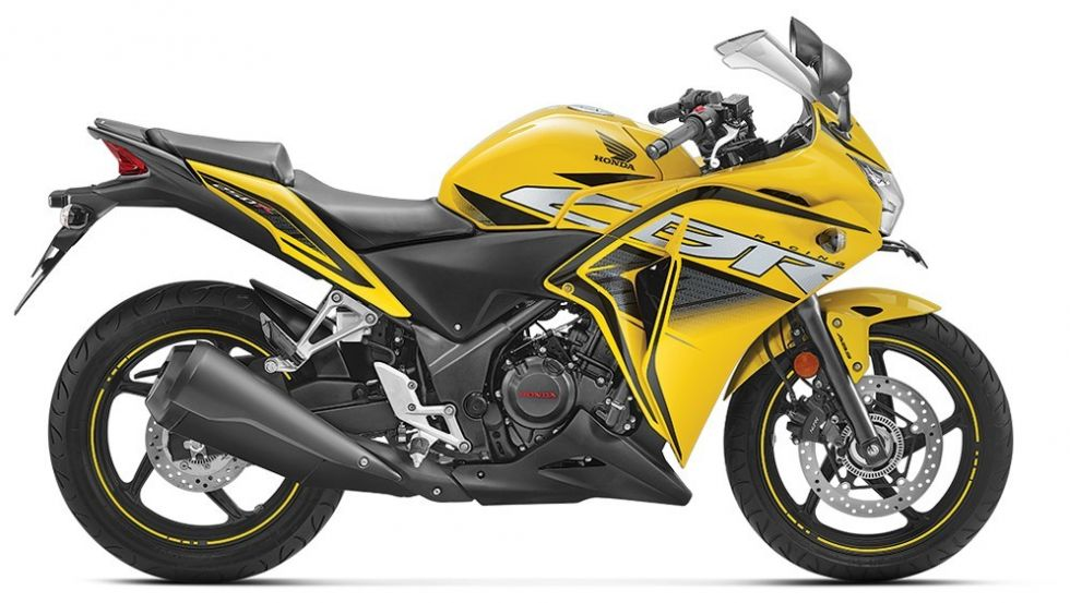 Honda CBR 250 in new Colors Launched in Nepal, Price and Specification