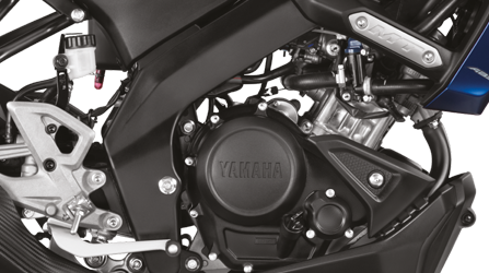 Yamaha MT 15 engine