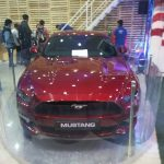 Ford Mustang in Nepal