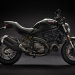 New Ducati Monster 821 for 2018 is revealed